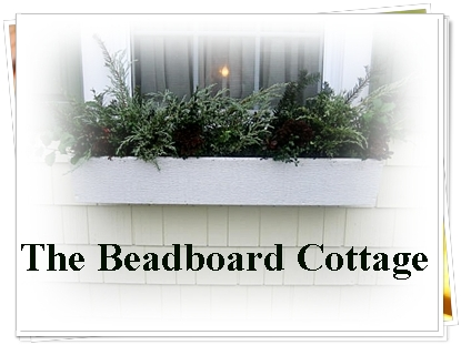 The Beadboard Cottage Winter