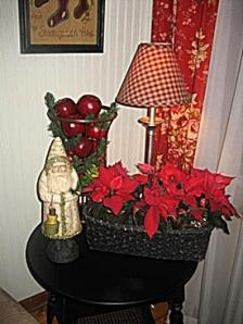 Large Belsnickle Santa